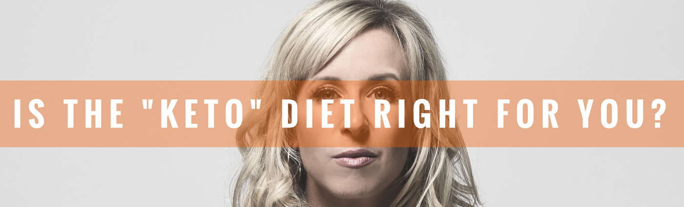 Keep hearing about the Ketogenic Diet? Is it for you?